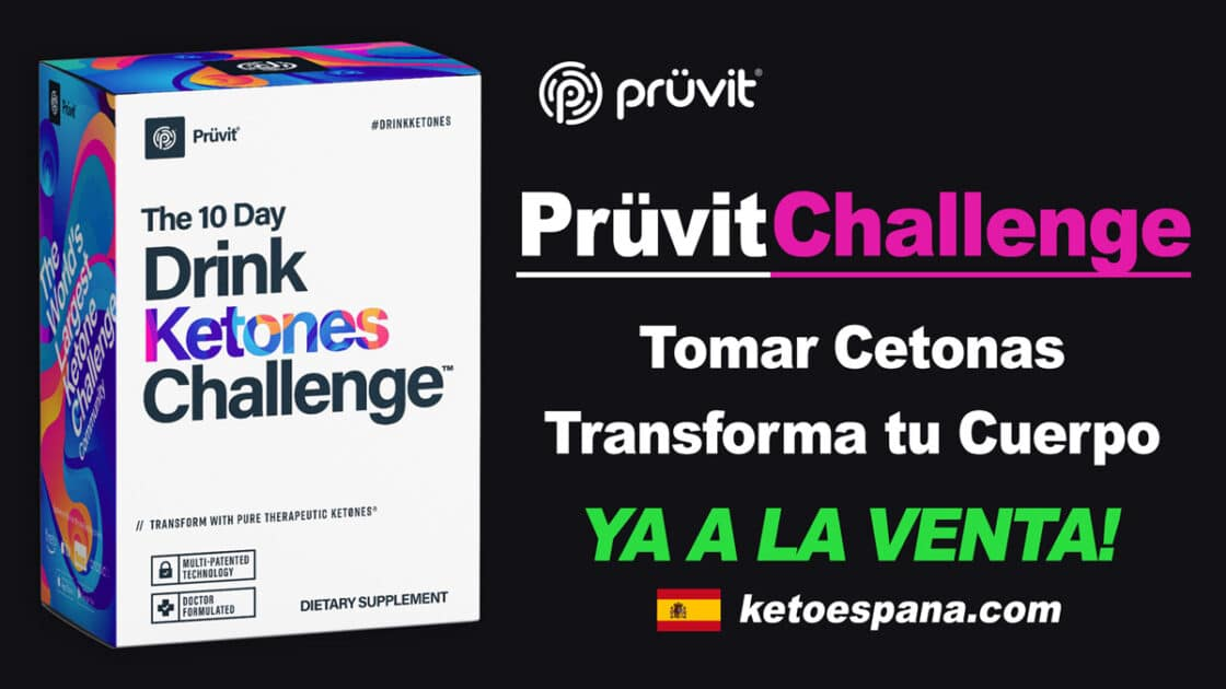 Ketones Challenge España
