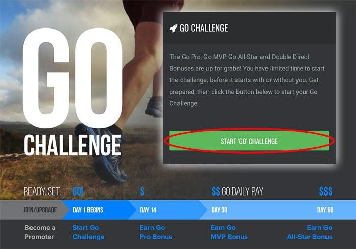 Go Challenge Pruvit