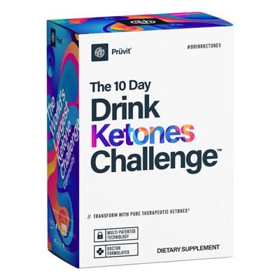Ketones Challenge Pack