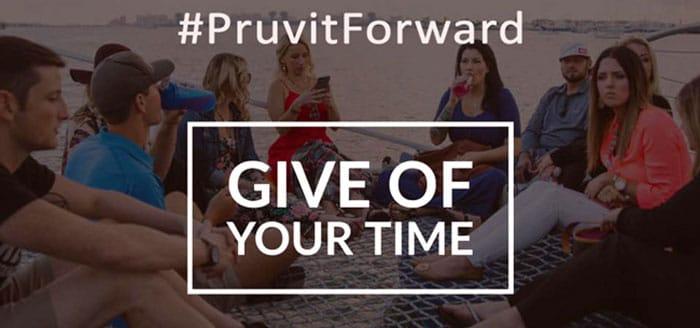comunidad caritativa de Pruvit